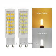 G4 G9 LED Bulbs for Chandelier White Regulator