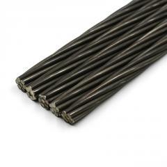 Pr EN10138:3  Pre-stressed concrete steel strand