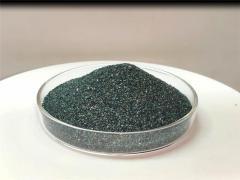 Зеленый наждак из карбида кремния