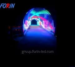 LED Dynamic LED Installation Arch from China