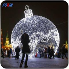 LED design composition Christmas tree toy...