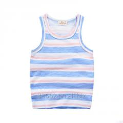 Children's cotton vest top kids clothes