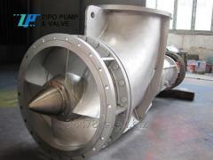 ZIPO Stainless Steel Large-flow Axial Flow Pump