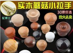 Furniture components and accessories handles wooden materials China