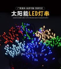 Светодиодные гирлянды на батарейках