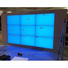 46 inch Media advertisements exhibition splicing screen lcd video walll