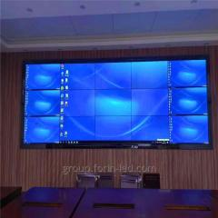 46 inch Media advertisements exhibition splicing screen lcd video walll  Samsung