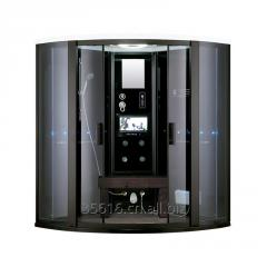 Commercial Enclosed Ozonator Steam Shower Room