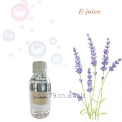 USP Grade High Concentrated Herbal Lavender flavor