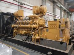 JICHAI 500KW NATURAL GAS GENERATOR AND GENERATOR