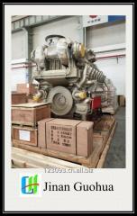 Jichai brand H16V190ZLDT-2 1000KW natural gas