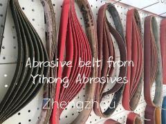 High Quality Aluminium oxide abrasive belt