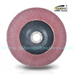 Flap disc with Aluminium Oxide