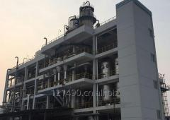 Hydrogen Peroxide Manufacturing Plant