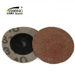 2'' 3'' quick change disc with holder mandrel for