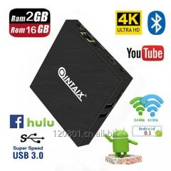 QINTAIX R32 Android 7.1 Media Player Rockchip