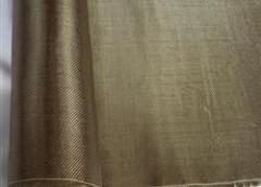 Basalt fabrics