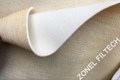 Aramid/Nomex needle felt filter cloth/ Nomex dust