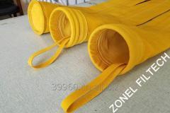P84 needle felt filter cloth and filter bag
