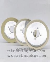 Vitrified diamond grinding wheels for PCD &...