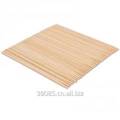 BAMBOO SKEWERS WITHOUT POINTY END FOR SALE