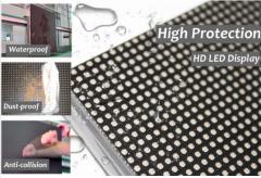 P3 GOB indoor LED screen waterproof, ...
