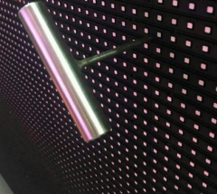 P10 outdoor led screen,  front service, ...