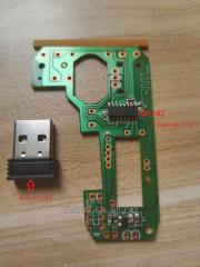 Wireless Mouse SMT Transmitter and Receiver