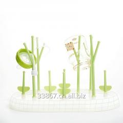 Baby Bottle Drying Rack Simple Tree Shape Cleaning