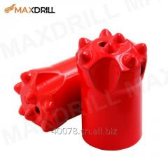 Mining Rock Drilling 11 Degree 34mm Tapered Button