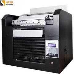HONZHAN HZ-UVA3-6C Digital UV Led Flatbed Printer