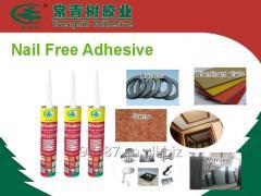Nail Free Adhesive / Mounting adhesive