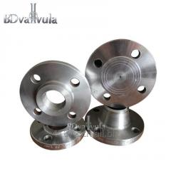 316L stainless steel ANSI forged Threaded flange