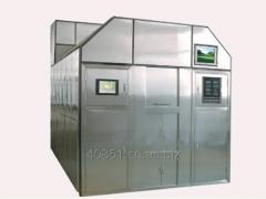 HH2000 Human Body Oven Cremator For Crematorium