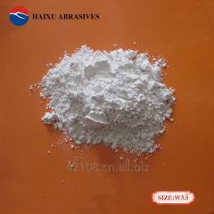 Artificial white fused alumina powder