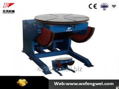 Zhb-12 Rotating Welding Turntable with Fixed Base