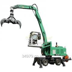 26 Ton Log Grapple Excavator YGL260