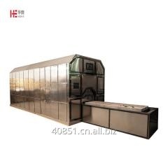 Funeral supplies Human Body Cremation Machine for