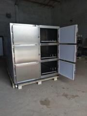6 Bodies Stainless Steel Mortuary freezer Coolers