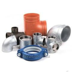 All kinds of thread pipe fittings plumbing