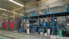 Dry-type Transformer Automatic Epoxy Resin Vacuum