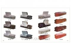 Hot sale US style new design wood funeral...