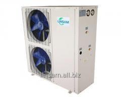 Underfloor heating heat pump system 300 square