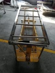 Corpses mortuary trolley hydraulic mortuary lifter