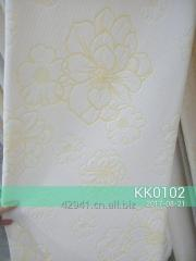 Mattress cover knitted fabric