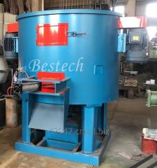 Rotor Sand Mixer For Foundry