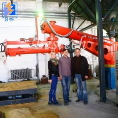 Foundry Double Arm Resin Sand Mixer