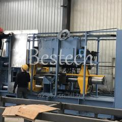 Vertical Flaskless Sand Molding Machine for