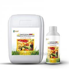 Foliar Application Liquid Organic Fertilizer Amino Acid for Plants