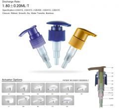 All Series Plastic Lotion Pump